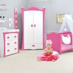 chambre bébé fille pas cher