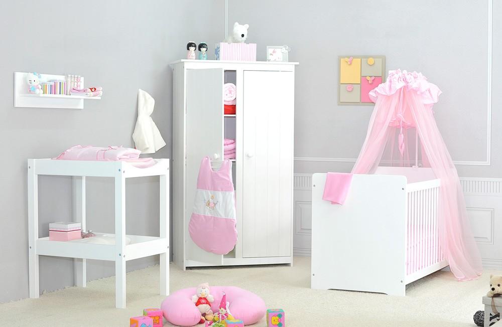 elegant univers chambre b b fille pas cher with chambre fille complete pas cher. Black Bedroom Furniture Sets. Home Design Ideas