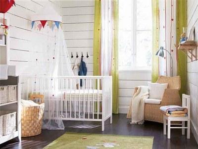 Jolie chambre bébé fille pas cher ikea - Photo Déco