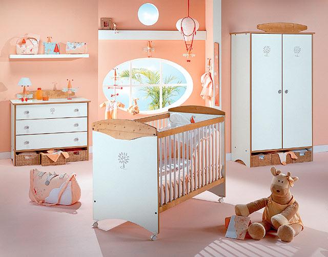 Univers Chambre Pour Bébé Fille