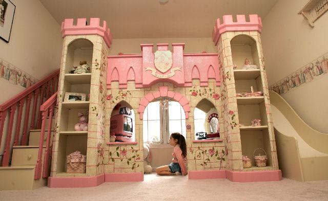 Chambre pour b b fille - Toboggan chambre ...