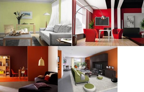 couleur deco salon 2013. Black Bedroom Furniture Sets. Home Design Ideas
