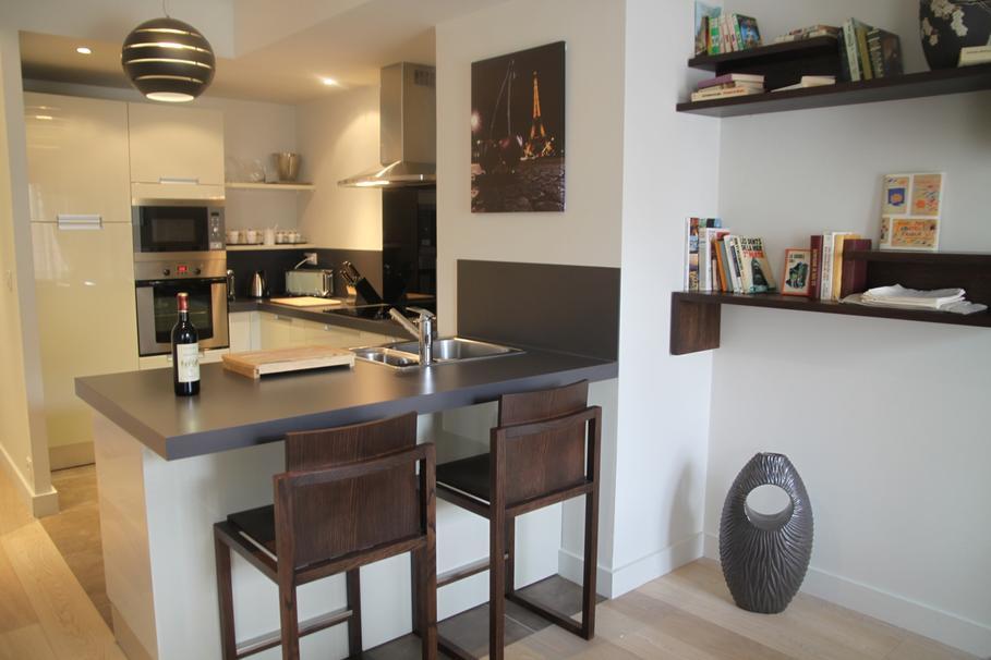 cuisine deco. Black Bedroom Furniture Sets. Home Design Ideas