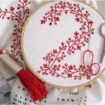cuisine decoration broderie