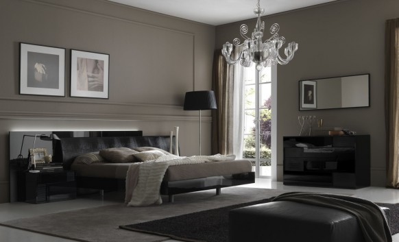 deco chambre a coucher design. Black Bedroom Furniture Sets. Home Design Ideas