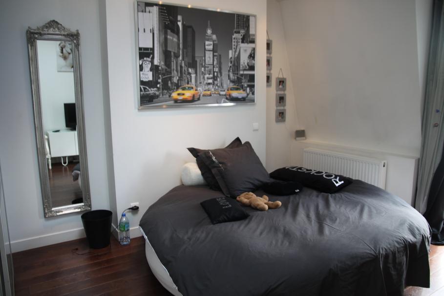 Stunning Deco Noir Et Blanc Chambre Ado Contemporary - Yourmentor ...