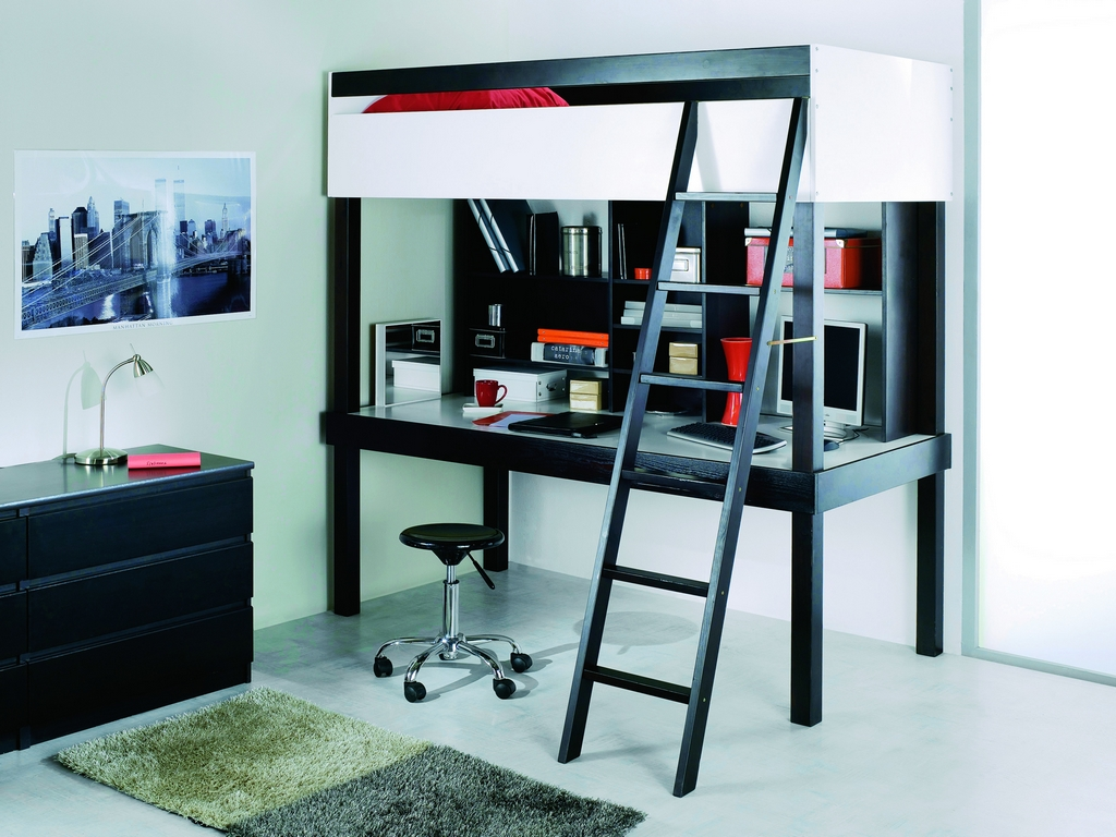 Photo deco chambre ado conforama