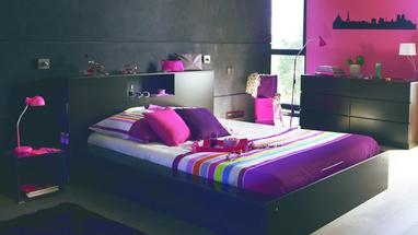 deco chambre ado fille 12 ans. Black Bedroom Furniture Sets. Home Design Ideas