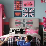 deco chambre ado fille new york