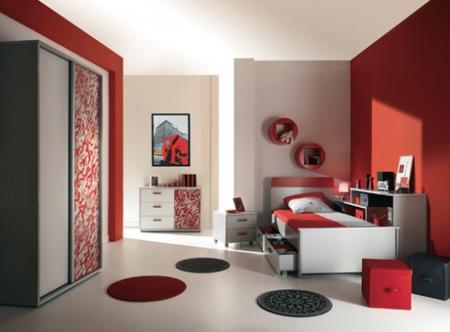 Deco chambre ado garcon design for Chambre ado design