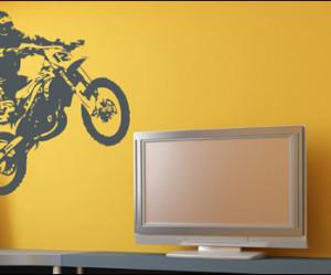 deco chambre ado garcon moto