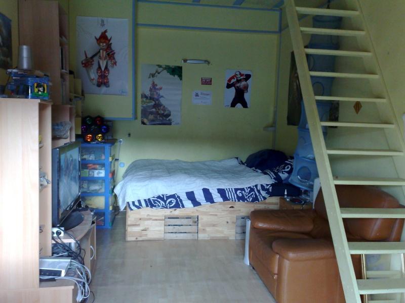 Deco chambre ado garcon photo for Decoration chambre ado garcon