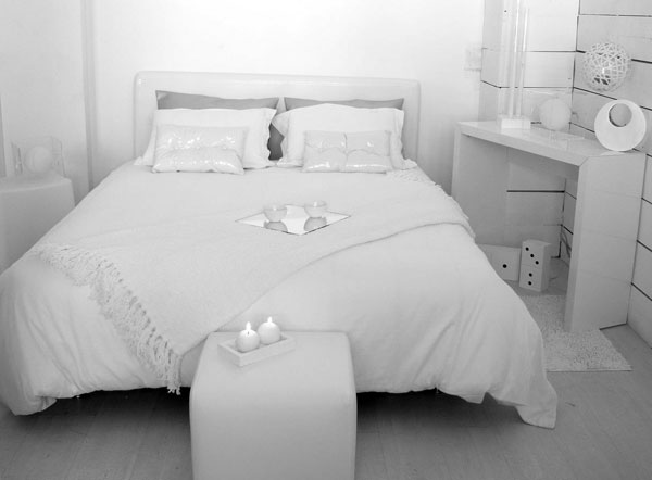 Deco chambre adulte blanche - Deco chambre adulte photo ...