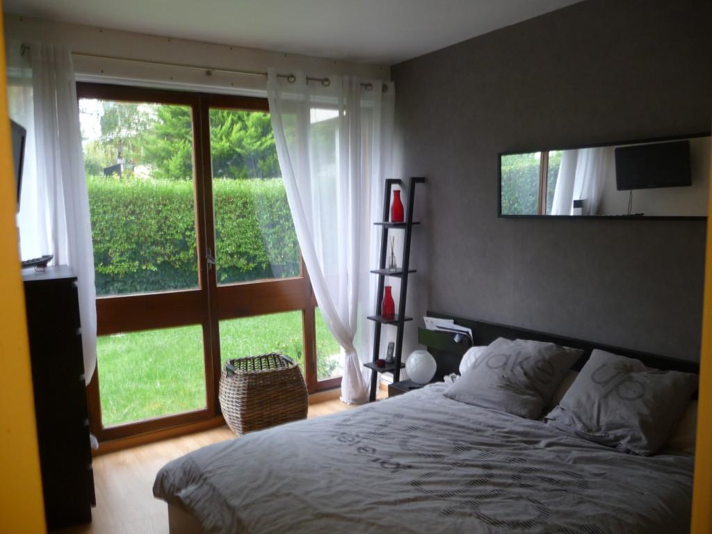 deco chambre adulte gris blanc. Black Bedroom Furniture Sets. Home Design Ideas