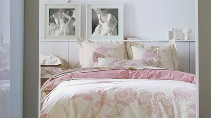 deco chambre adulte rose et taupe. Black Bedroom Furniture Sets. Home Design Ideas