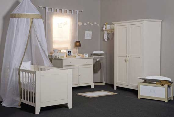 Deco chambre bebe for Organisation chambre bebe