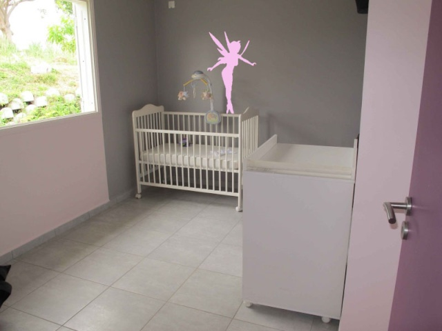 exemple deco chambre bebe fille fee