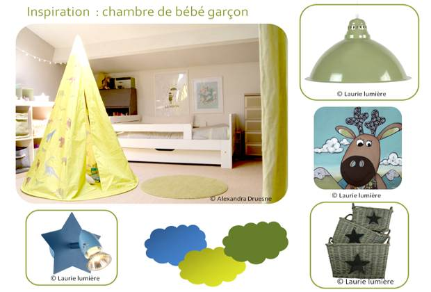 Deco Chambre Bebe Garcon Blog