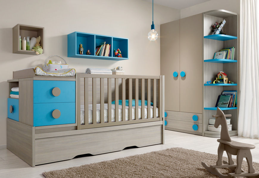 deco chambre bebe garcon bleu. Black Bedroom Furniture Sets. Home Design Ideas