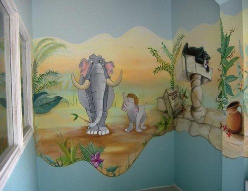 Stunning Decoration Chambre Bebe Theme Jungle With Decoration Chambre Bebe Theme Jungle