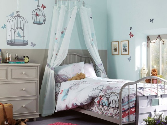 Photo deco chambre bebe vertbaudet