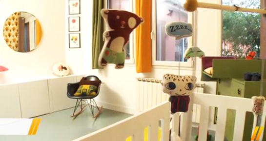Deco chambre bebe vintage - Univers chambre bebe ...