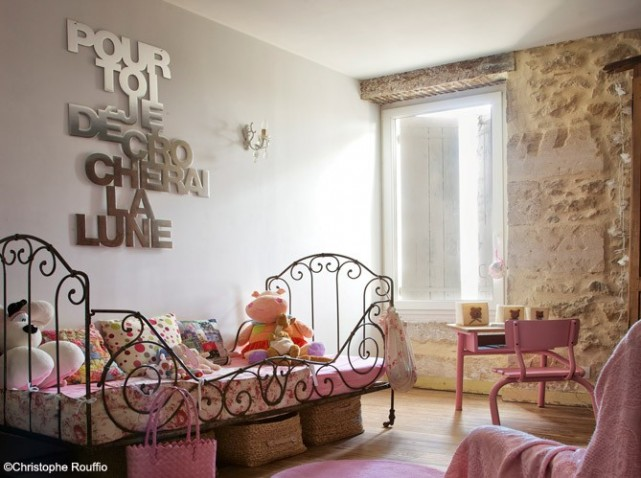 Photo deco chambre fille 10 ans