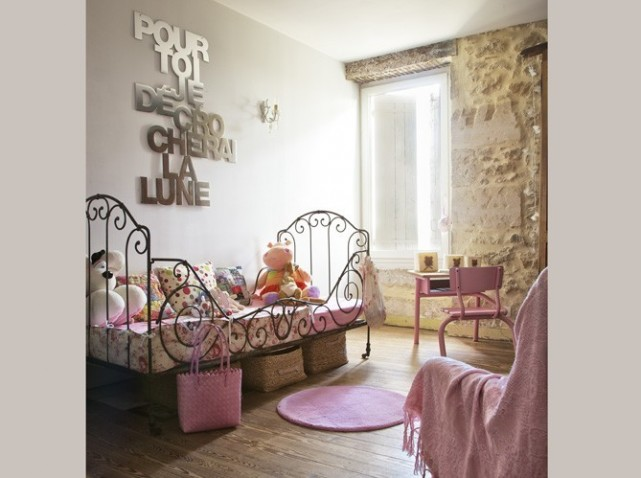 deco chambre fille 10 ans une chambre de fille with deco. Black Bedroom Furniture Sets. Home Design Ideas