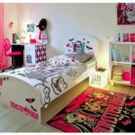 deco chambre fille monster high