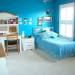 deco chambre garcon bleu