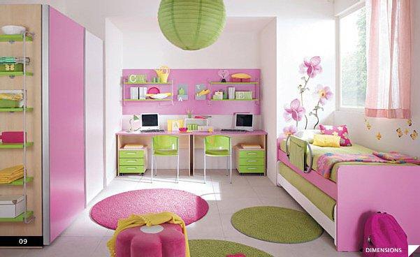 Modèle Deco Chambre Garcon Et Fille