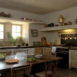 deco cuisine campagne chic