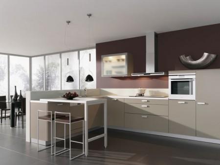 Deco cuisine design pas cher for Cuisine deco design