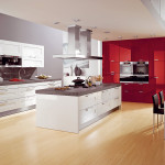 Deco cuisine moderne ancien for Cuisine moderne ancien