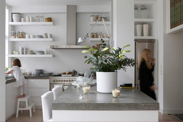 Ikea Decoration Cuisine. Gallery Of Charmant Cuisine Ikea Blanche Et ...