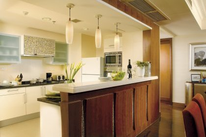 Deco cuisine ouverte for Exemples cuisines ouvertes