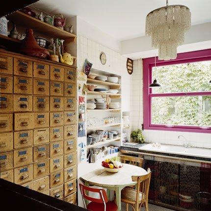 Zag bijoux decoration cuisine retro for Deco cuisine retro campagne