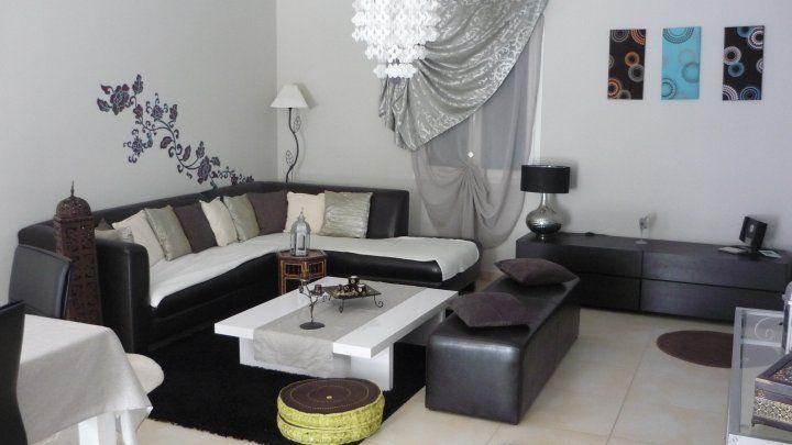 deco de salon zen. Black Bedroom Furniture Sets. Home Design Ideas