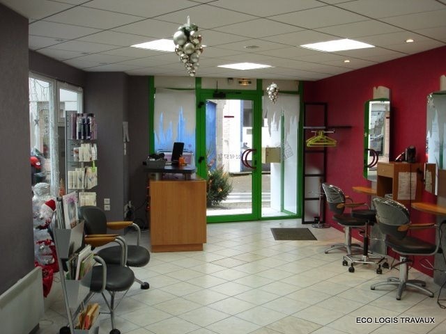Deco interieur salon de coiffure for Modele deco interieur