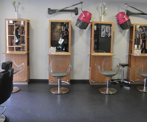deco interieur salon de coiffure. Black Bedroom Furniture Sets. Home Design Ideas