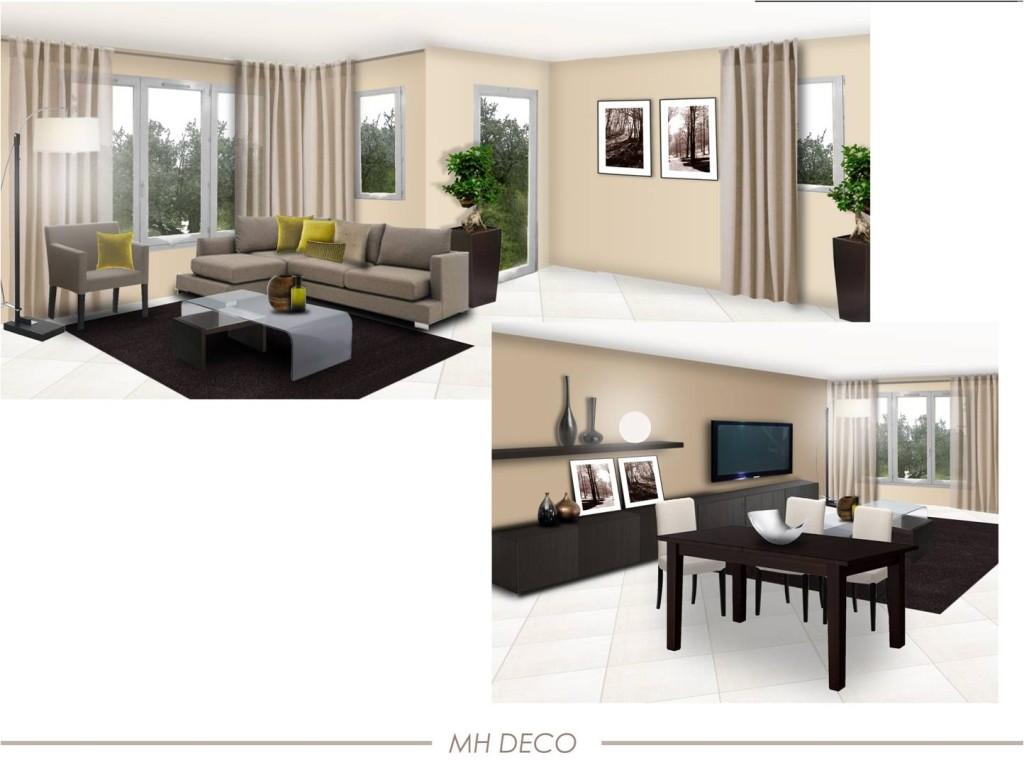 Deco salle salon photos for Deco salle salon