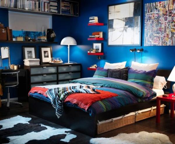 exemple dco chambre coucher adolescent - Decoration Chambre A Coucher Garcon