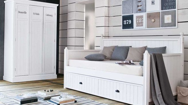 d co chambre coucher bord de mer. Black Bedroom Furniture Sets. Home Design Ideas