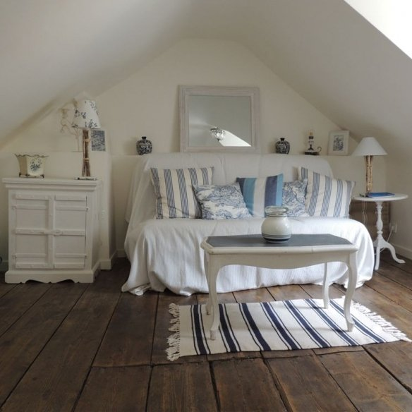 D co chambre coucher bord de mer - Decoration style bord de mer ...