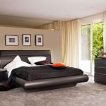 déco chambre à coucher moderne
