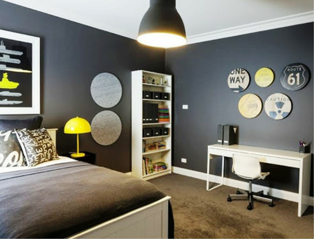 d co chambre ado design. Black Bedroom Furniture Sets. Home Design Ideas
