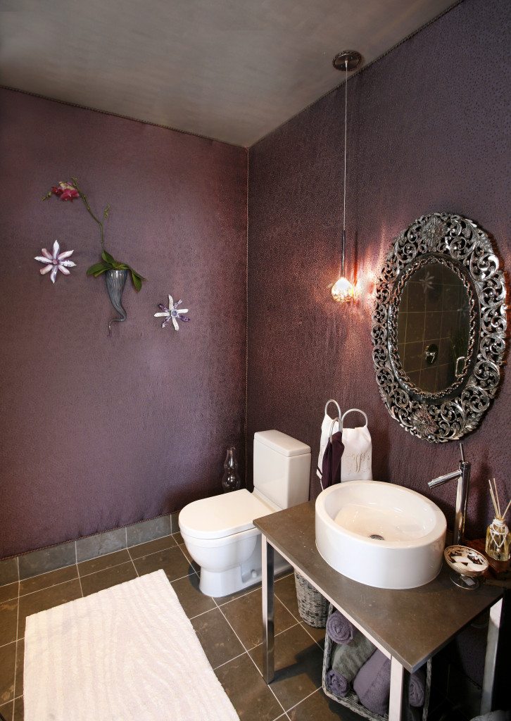 Am nagement d co chambre adulte gris violet for Deco chambre violet gris