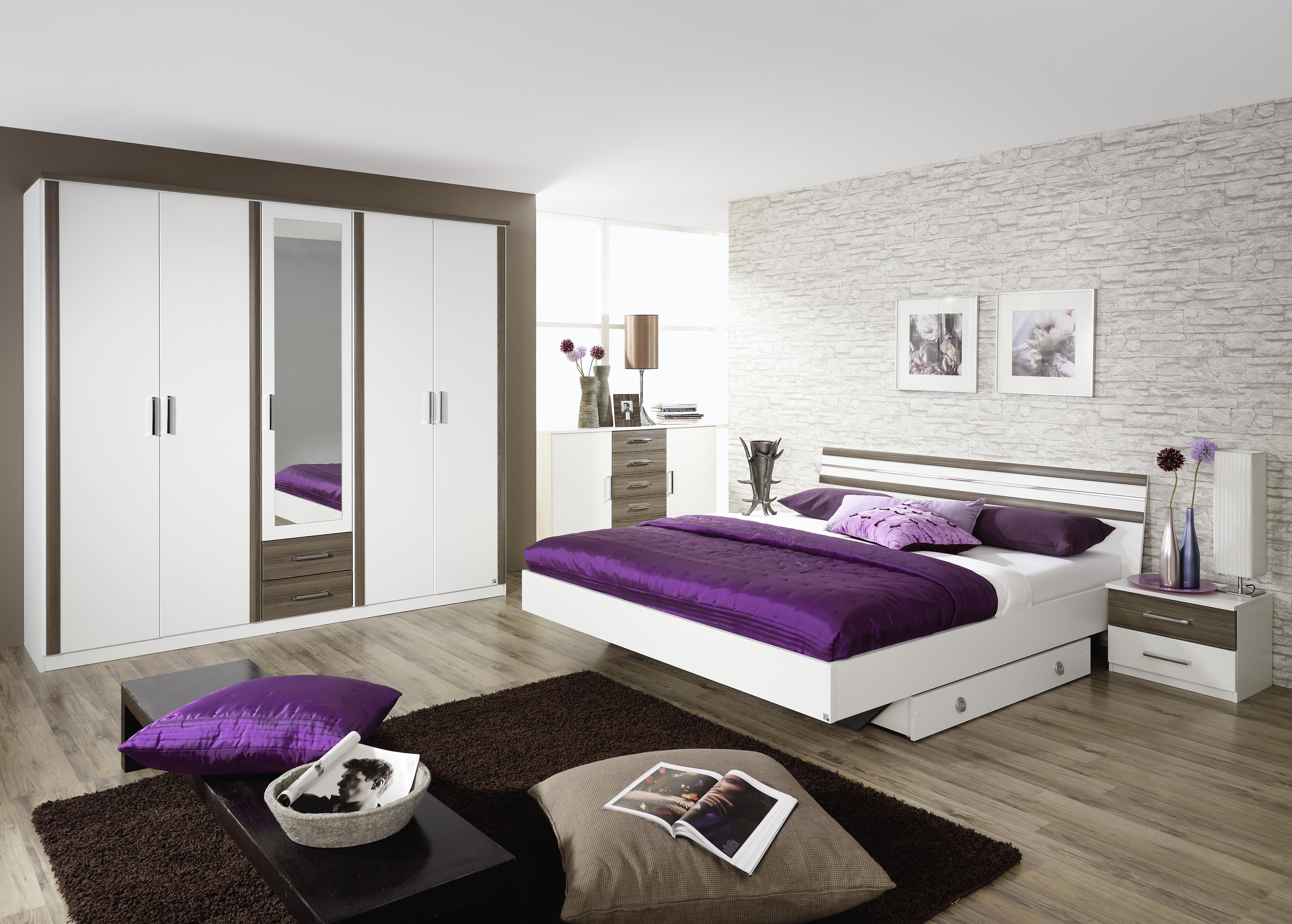 Photo decoration d co chambre adulte moderne for Chambre adulte moderne deco