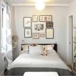 D co chambre adulte petit espace - Amenager petite chambre adulte ...