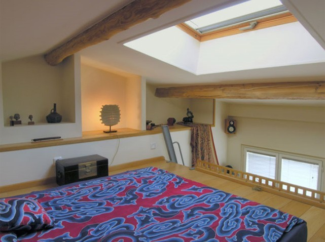 D co chambre adulte petit espace - Decoration petite chambre adulte ...